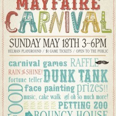 Mayfaire is Here!