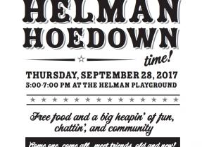 Helman Hoedown