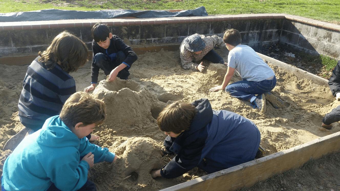 sandbox rehabilitation project