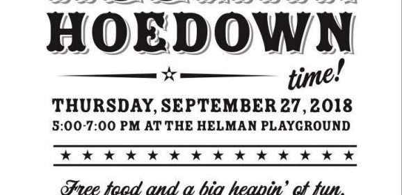 HELMAN HOEDOWN!